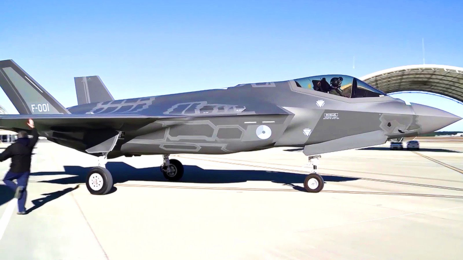 British F-35 Pilots Train At Eglin Air Force Base