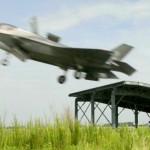 F-35B Ski Jump Launch