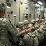 United States Army Alaska Soldiers – C-17 Jump