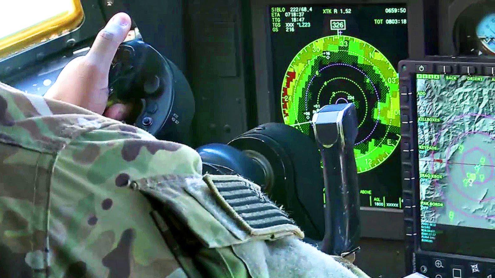 C-130J Super Hercules – Inside The Cockpit