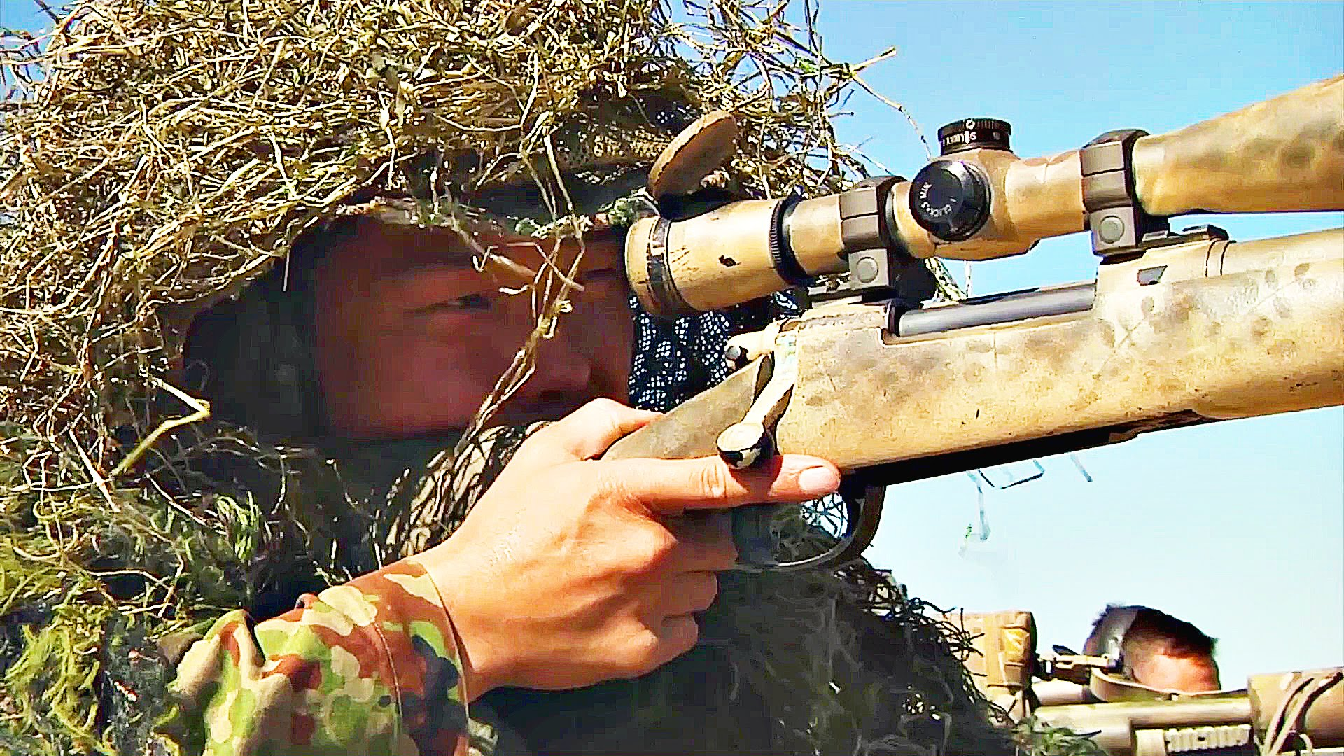 Japan Self-Defense Forces Sniper Rifle Range – M24 Sniper Weapon System