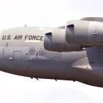 Massive C-17 Globemaster III Jets Spectacular Takeoff