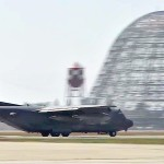 MC-130P Combat Shadow Takeoff