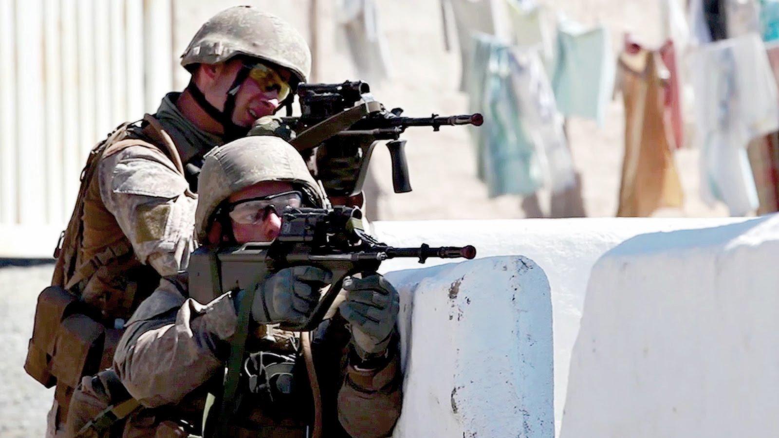 Royal New Zealand Infantry Regiment – Urban Warfare Training
