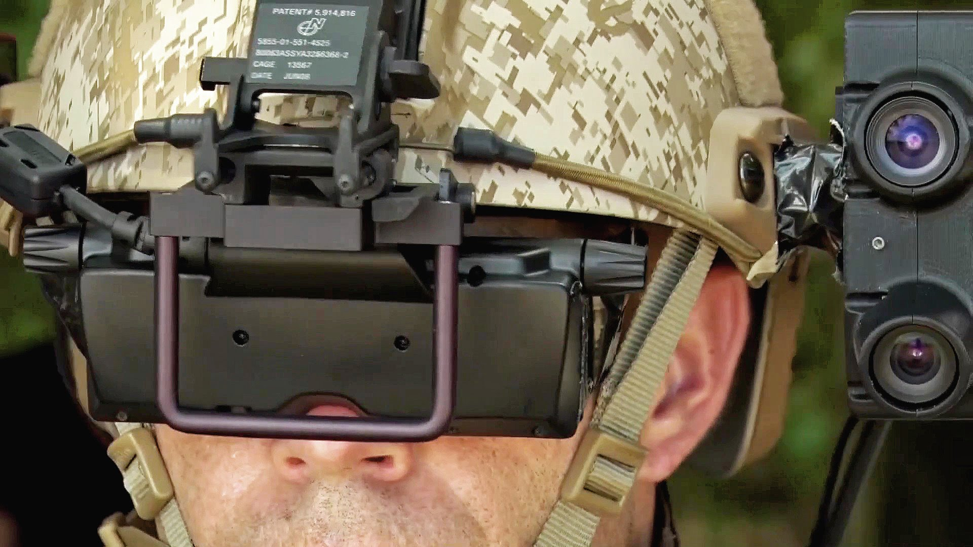 US Military's Futuristic Augmented Reality Battlefield – Augmented Immersive Team Trainer (AITT)