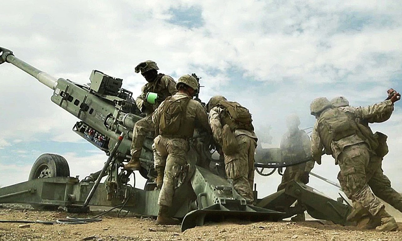 M777 Howitzer | Canadian Army