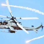 Close Air Support With Marine Corps' AH-1Z Attack Helicopter