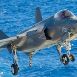 F-35C Sea Trials – 2nd Developmental Test (DT-II)