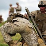 How Marines Mortar Team Shoot And Eliminate Enemy