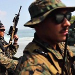Philippine Marines Live-fire Training