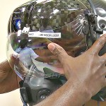 This $400,000 F-35 Helmet Can See Through Plane – Pilot Test Fit