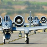 U.S. A-10 Warthogs Landing At Incirlik Air Base In Turkey