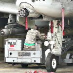 A-10 Weapons Load Crew – Munitions Loading