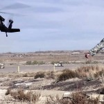 Army National Guard Airlifts Rare 70-Million-Year-Old Dinosaur Fossil