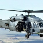 HH-60G Pavehawk Target Shooting – Helicopter Gunner