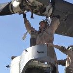 Watch These Marines Install Proprotors On MV-22 Osprey
