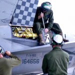 Working On The F-18 Jet – USMC F/A-18D Hornet Maintenance