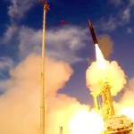 Arrow 3 Ballistic Missile Interceptor – Successful Target Intercept