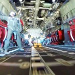 C-130 Airdrops Heavy Load At Incredible Speed