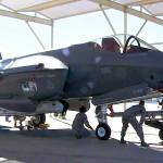 F-35 Munitions Loading