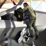 First Norwegian F-35 Training Sortie
