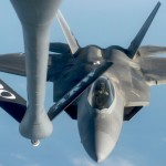 Awesome Views of F-22 Raptors Aerial Refueling with KC-135