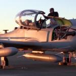 A-29 Super Tucano Light-attack Aircraft Heading for War