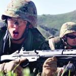 JGSDF Platoon Attack Training – Japan Ground Self-Defense Force (陸上自衛隊)