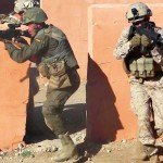 Spanish Legionnaires, U.S. Marines Train Together Like Brothers