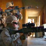 U.S. Marines Urban Warfare Training