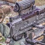 Army Paratroopers Live-fire – M240 Machine Gun, M4 Carbine, M320 Grenade Launcher