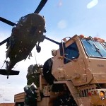 No Room For Error: Black Hawk Helicopter Sling Load Operations