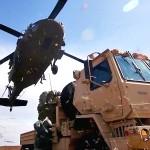 No Room For Error: Black Hawk Helicopter Sling Load Operations