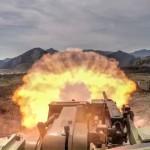 U.S. Marines M1A1 Tank – Live Fire Range in Korea
