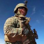 U.S. Marines Squad Assault Course