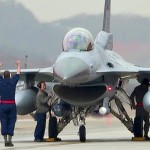 USAF F-16 Fighting Falcons Operations @ Osan Air Base, South Korea