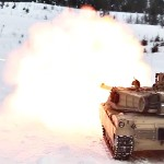 USMC Tank, Light Armored Vehicle Live-fire in Norway