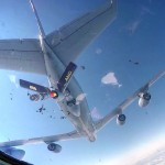 C-17 Air-to-air Refueling Mission – View from the Cockpit
