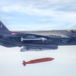 F-35C Drops First AGM-154 GPS-Guided Bomb (JSOW)