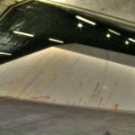 Hardened Aircraft Shelter Door Opening