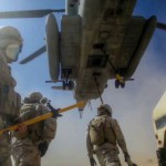How US Marines Airlift Heavy Vehicle to the Battlefield: Helicopter External Lift