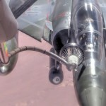 KC-135 Air Tanker Refueling with Mirage 2000 & F-18 Jets