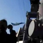 Russian Jets Buzz Over U.S. Navy Ship USS Donald Cook