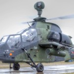 Tiger Helicopter Takeoff – German Army's Deadly Attack Helicopter