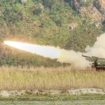 U.S. Marines Training with HIMARS Rockets