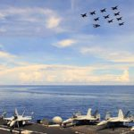 Carrier Strike Group 3 Flexes Its Muscle In South China Sea