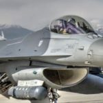 F-16 Fighter Jets at Bagram Airfield