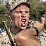 USMC Recruit Training – Senior Drill Instructor (SDI) Inspection