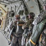 Army Airborne: Assault Landing Zone Air Drop