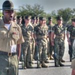 Final Drill Evaluation – Marine Corps Recruit Depot, Parris Island